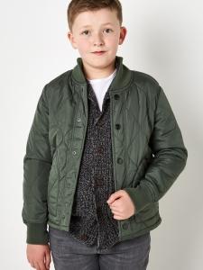 Jacheta matlasata baieti 8-14 ani verde2