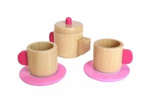 Set de ceai din lemn2