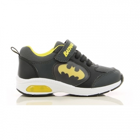 Pantofi sport cu luminite, licenta Batman, model 2850, culoare negru, 25-33 EU0