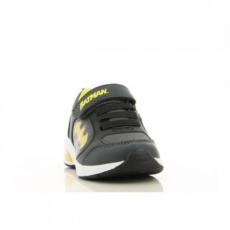Pantofi sport cu luminite, licenta Batman, model 2850, culoare negru, 25-33 EU2