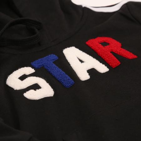 Bluzon cu gluga, US Free Star, 2-5 ani2
