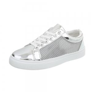 Pantof silver timp liber/leisure de vara pentru femei0
