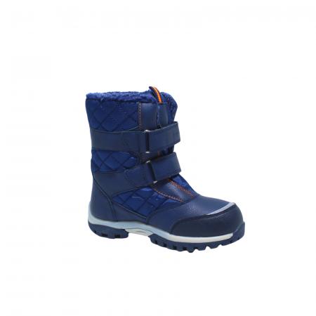 Ghete imblanite si impermeabile pentru zapada, Sprox 373107, albastru, 28-35 EU3