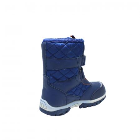 Ghete imblanite si impermeabile pentru zapada, Sprox 373107, albastru, 28-35 EU4