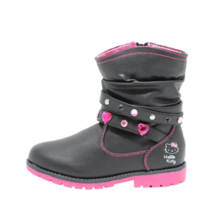 Ghete negre Hello Kitty, 29-33 EU0