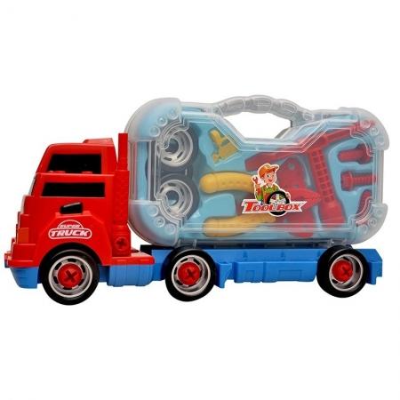 Camion cu trusa de scule auto0