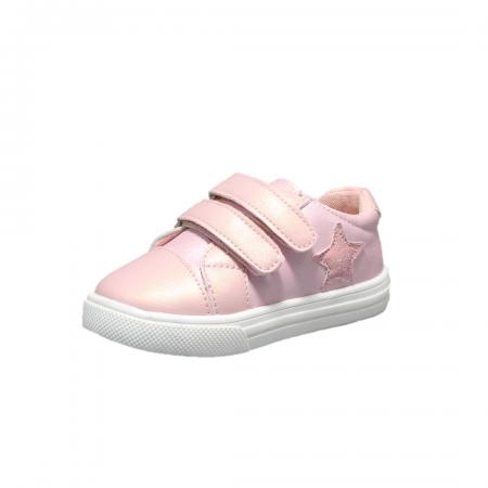 Pantofi roz fetite D.T. New York 22-27 PinkStar2