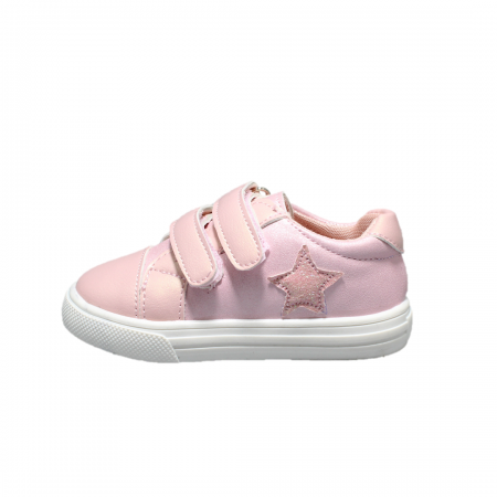 Pantofi roz fetite D.T. New York 22-27 PinkStar0