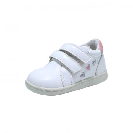 Pantofi sport 20-25 EU, alb, 181950 Happy Bee1