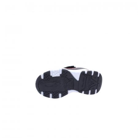 Pantofi sport cu luminite, Disney Cars 3105, negru-rosu, 24-30 [4]