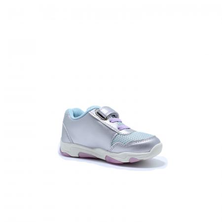 Pantofi sport cu luminite, Frozen FR2095, argintiu, 24-322