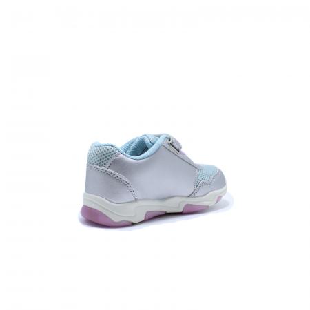 Pantofi sport cu luminite, Frozen FR2095, argintiu, 24-324