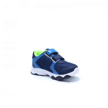 Pantofi sport cu luminite, Paw Patrol PAW7595, navy, 24-303