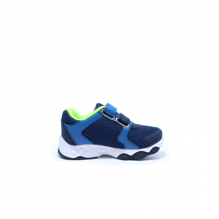 Pantofi sport cu luminite, Paw Patrol PAW7595, navy, 24-301