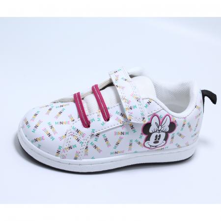Pantofi sport Minnie Mouse DMM7350, alb, 24-326