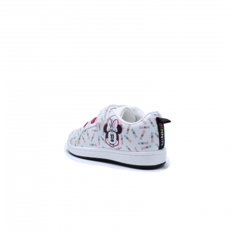 Pantofi sport Minnie Mouse DMM7350, alb, 24-323
