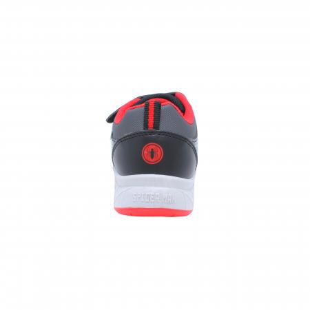 Pantofi sport Spiderman, model 8840 negru-gri, 25-33 EU3