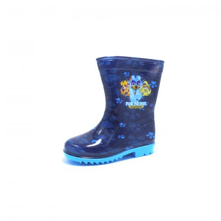 Cizme de cauciuc, Paw Patrol 6860, albastru, 22-301
