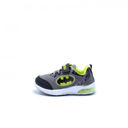 Pantofi sport cu luminite, Batman BTM1565 gri, 25-330
