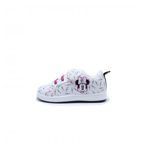 Pantofi sport Minnie Mouse DMM7350, alb, 24-320