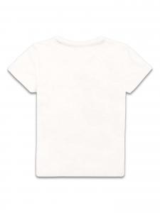 Tricou alb RiotClub cu imprimeu RUN 8-14 ani baieti1