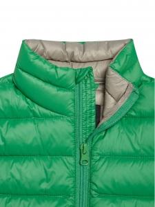 Jacheta usoara verde 2-8 ani baietei primavara/toamna2