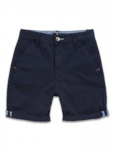 Pantaloni scurti baieti 2-8 ani bleumarin0