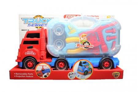 Camion cu trusa de scule auto2