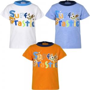 Tricou bebe Finding Dory portocaliu / alb / albastru0