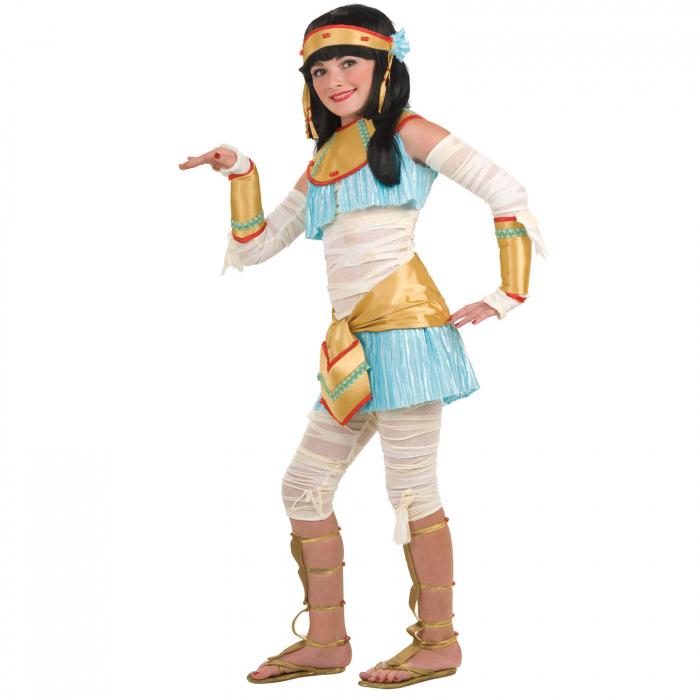 Costum Zombiefied Cleopatra pentru copii [0]