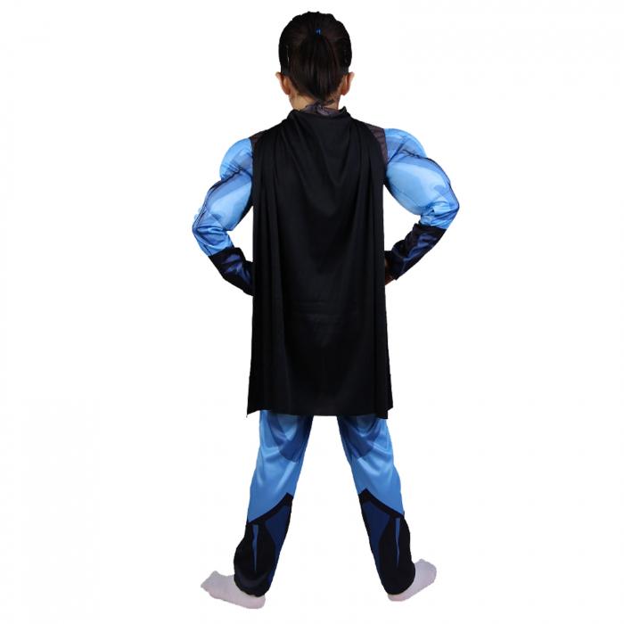 Costum cu muschi Batman pentru baieti [1]