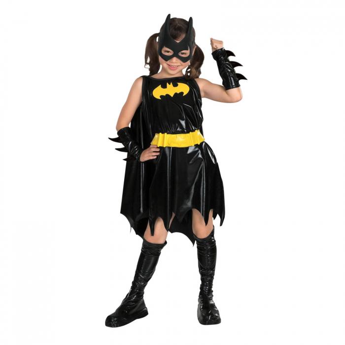 Costum Batgilr Deluxe pentru fete [0]