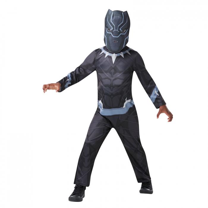 Costum Black Panther pentru băiat [0]