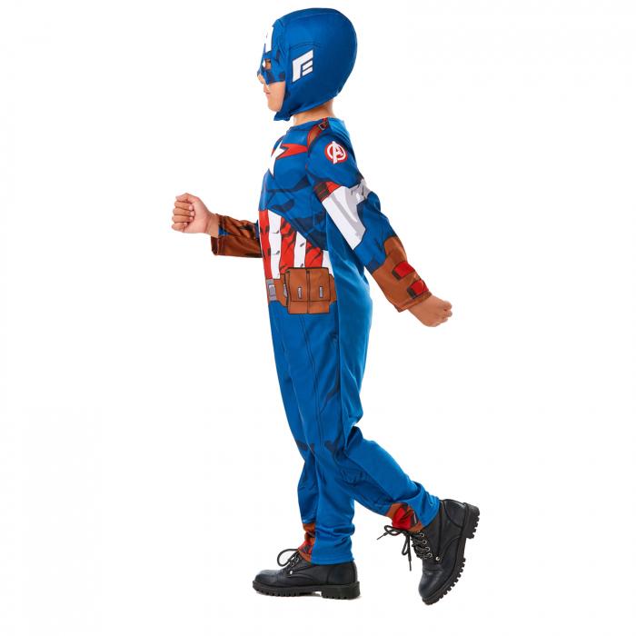 Costum Captain America pentru baieti [2]