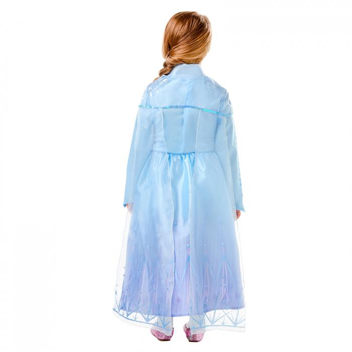 Costum Disney Deluxe Elsa, Regatul de gheață 2, Frozen 2, marime S, 3 - 4 ani [1]