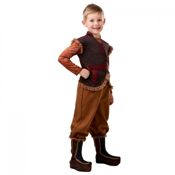 Costum Kristoff Frozen pentru baieti [0]