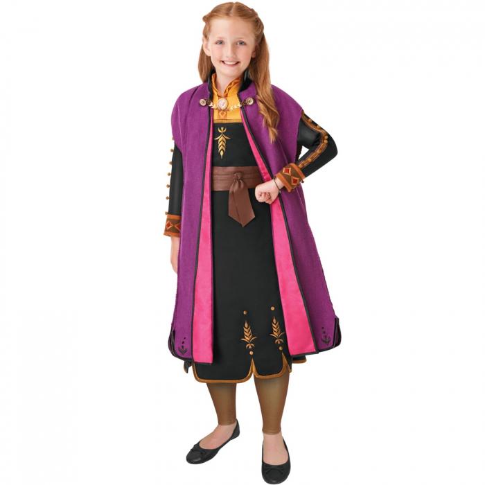 Costum Anna pentru fete Frozen II - Editie Limitata [0]