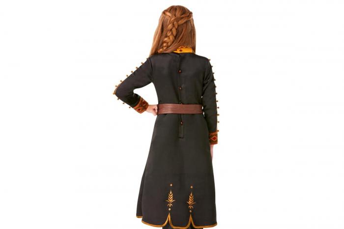 Costum Anna pentru fete Frozen II - Editie Limitata [4]