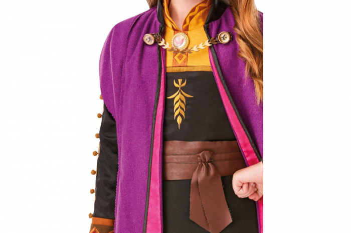 Costum Anna pentru fete Frozen II - Editie Limitata [2]