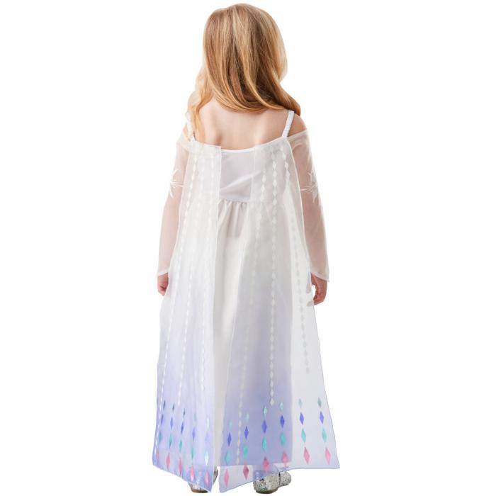 Costum Regina Elsa pentru fete - Epilogue Frozen II [2]