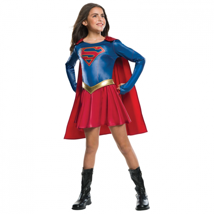 Costum Supergirl pentru fete [0]