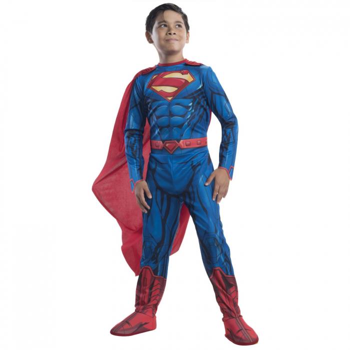 Costum Superman pentru baieti [0]