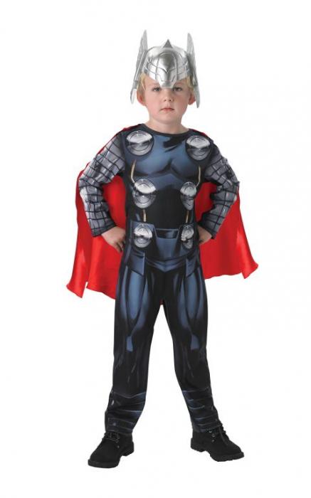 Costum Thor clasic pentru baieti [0]