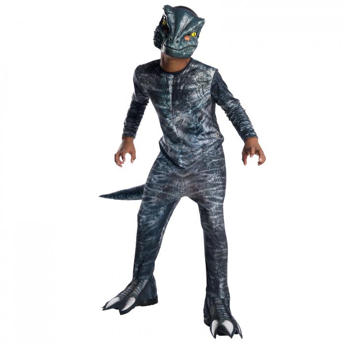 Costum Velociraptor Jurassic World pentru copii [0]
