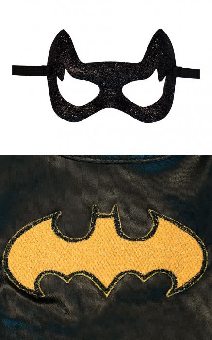Costum Batman Girl Deluxe , Batgirl, DC  pentru fete [1]
