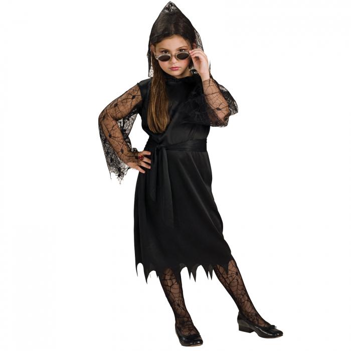 Costum Vampirita Gothica pentru copii [0]