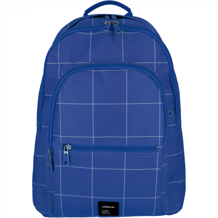 Ghiozdan ergonomic Unequal Azul pentru copii [0]