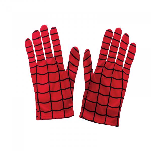 Manusi Spiderman, Marvel, 14+ ani, rosu 0