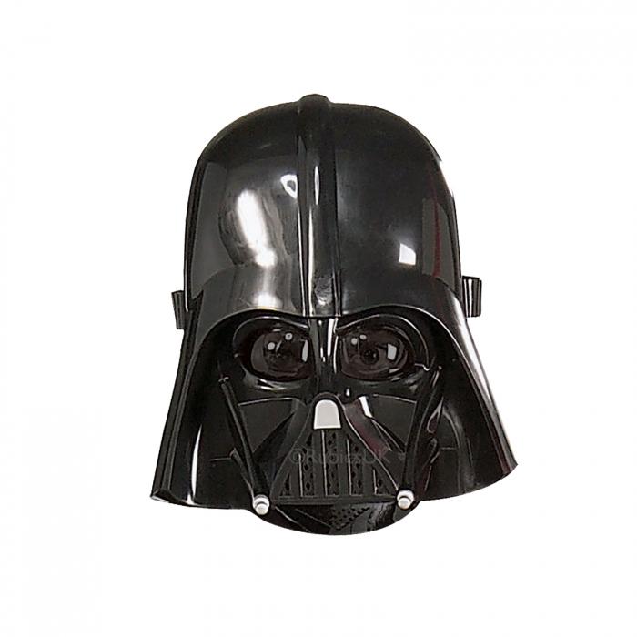Masca Darth Vader pentru copii, marime universala, neagra [0]