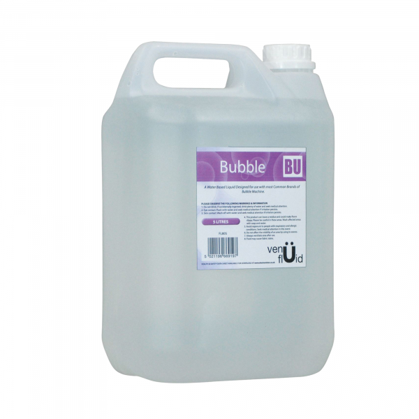 Lichid special pentru masini de baloane, 5 litri [0]